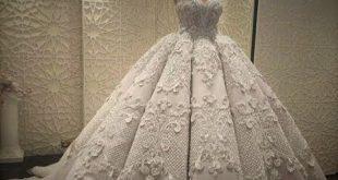 صورة فساتين اعراس , اجمل الصور للفساتين الاعراس