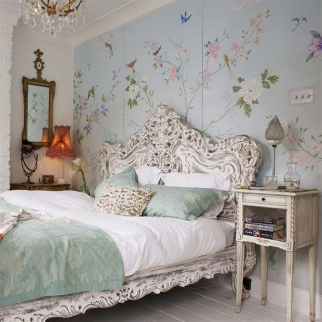 بالصور ورق جدران غرف نوم , صور بعض الديكورات لغرفه النوم 3859 1