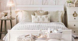 صورة ورق جدران غرف نوم , صور بعض الديكورات لغرفه النوم