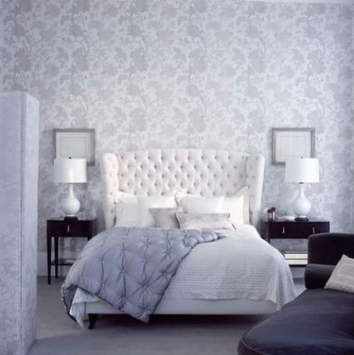 بالصور ورق جدران غرف نوم , صور بعض الديكورات لغرفه النوم 3859 5