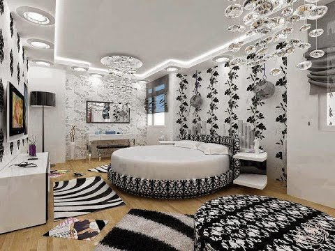 بالصور ورق جدران غرف نوم , صور بعض الديكورات لغرفه النوم 3859 6