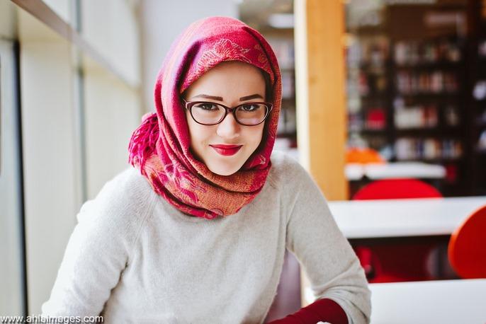 بالصور صور فتيات محجبات , اجمل الصور للبنات المحجبة 3883 2