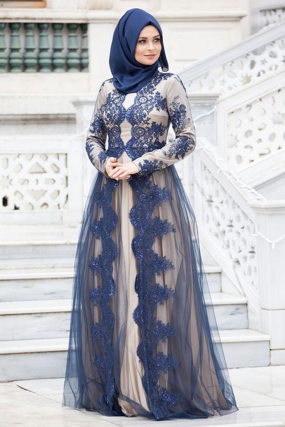بالصور فساتين سواريه تركى , اجمل الصور لفساتين السورايه التركية 3939 7
