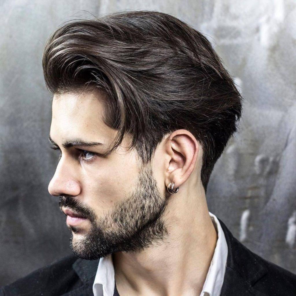 صوره احدث قصات الشعر للرجال , ما هو جديد في قصات شعر الرجال