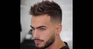 صورة احدث قصات الشعر للرجال , ما هو جديد في قصات شعر الرجال