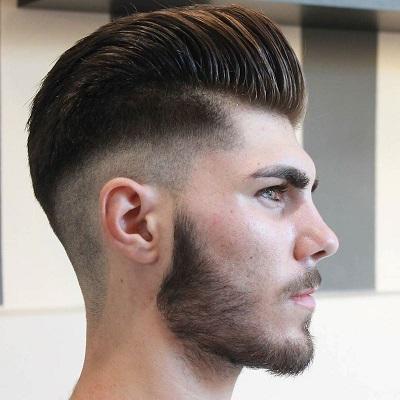 بالصور احدث قصات الشعر للرجال , ما هو جديد في قصات شعر الرجال 3941 4