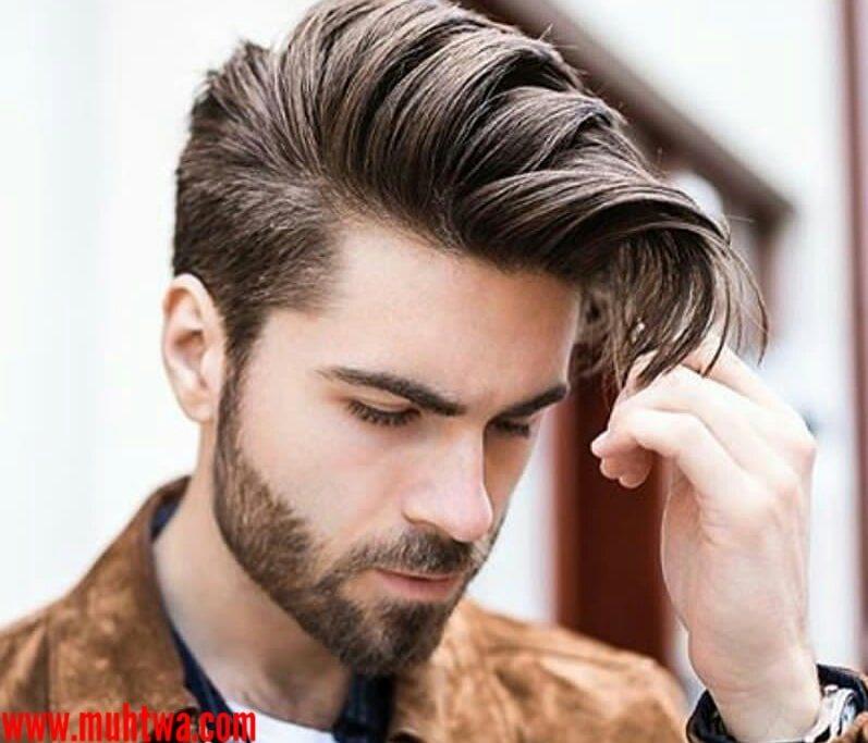 بالصور احدث قصات الشعر للرجال , ما هو جديد في قصات شعر الرجال 3941 7