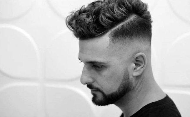 بالصور احدث قصات الشعر للرجال , ما هو جديد في قصات شعر الرجال 3941 8