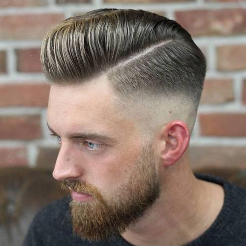 بالصور احدث قصات الشعر للرجال , ما هو جديد في قصات شعر الرجال 3941 9
