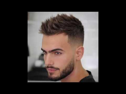 صور احدث قصات الشعر للرجال , ما هو جديد في قصات شعر الرجال