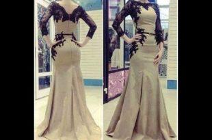 صوره اجمل فساتين سواريه , اجمل التصميمات لفساتين السواريه