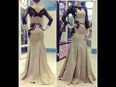 صورة اجمل فساتين سواريه , اجمل التصميمات لفساتين السواريه