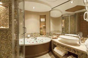 صورة ديكورات حمامات , بالصور احدث الديكورات حمامات