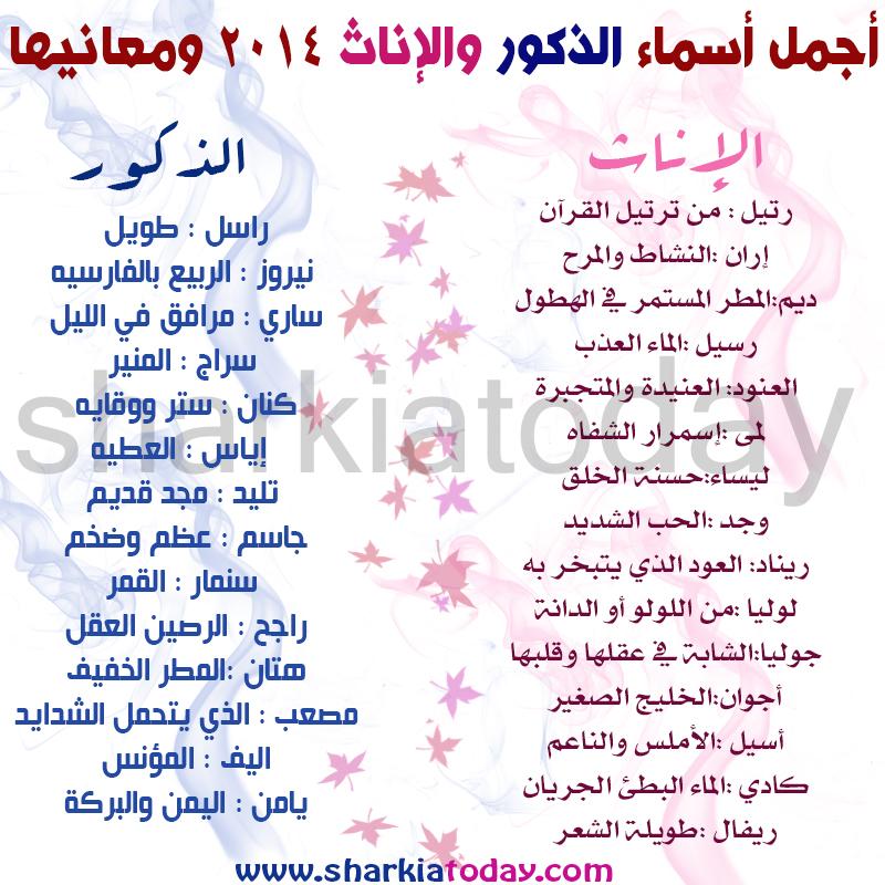 بالصور اسماء اولاد حلوه , بالصور اجمل الاسماء للاولاد 4010 5