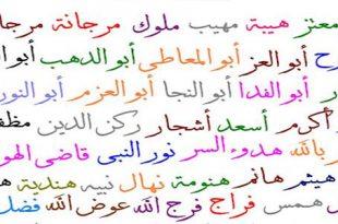صورة اسماء اولاد حلوه , بالصور اجمل الاسماء للاولاد