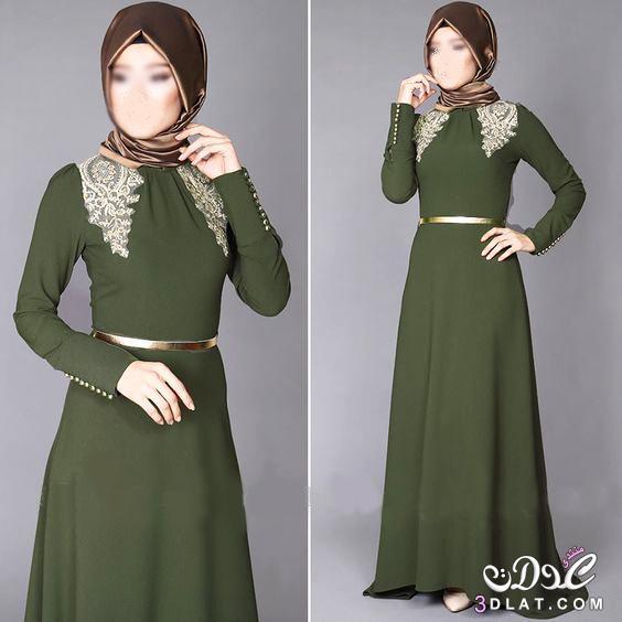 بالصور ملابس محجبات , اجمل ملابس للمحجبات 418 2