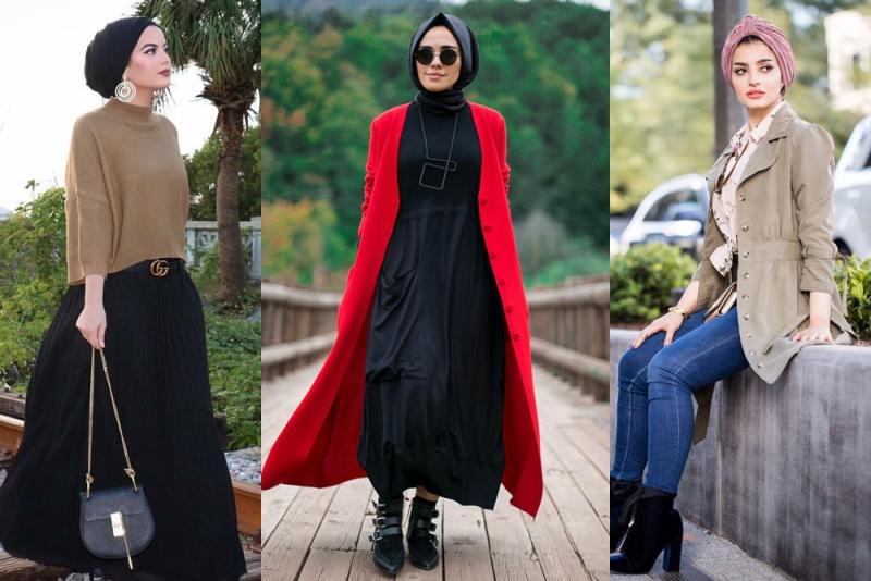 بالصور ملابس محجبات , اجمل ملابس للمحجبات 418 9