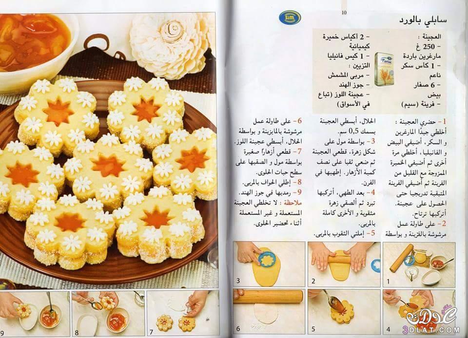 صورة وصفات حلويات مصورة , اجمل الحلويات