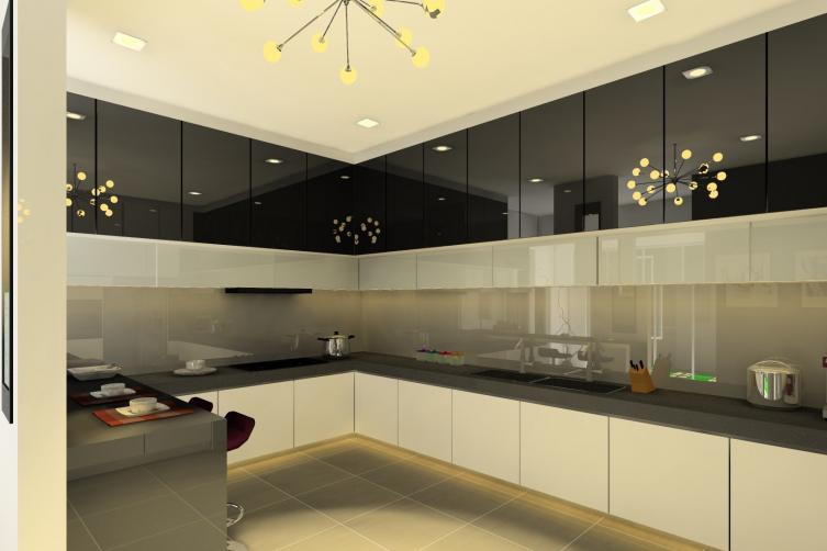 صورة مطابخ مودرن , مطبخك مملكتك الجميلة