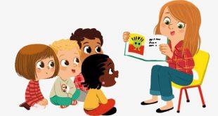 صورة تعليم اطفال الحضانة , منهج تدريس لاطفال الروضة