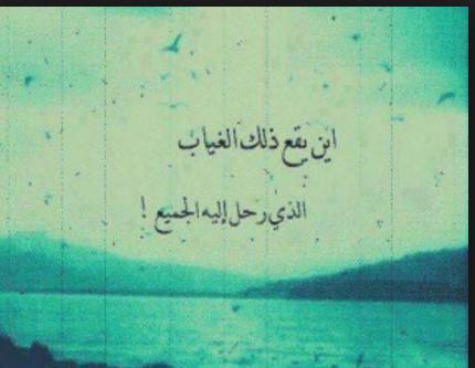 بالصور ابيات عن الغياب , صور اشعار للحبيب الغائب 7025 8
