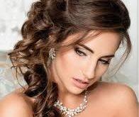 صور تسريحة زواج ناعمه , خبراء تصفيف الشعر يبدعون بفومات عرايس الزفاف