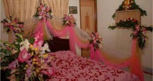 صور غرف عرايس رومانسية , شاهدو الرومانسية في غرف العرايس