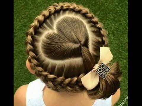 صورة تسريحات اطفال بالخطوات للشعر القصير , ازاى اخلى شعر بنتى القصير جميل