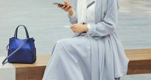 صورة لباس محجبات صيفي , احدث ملابس مححبات صيفية