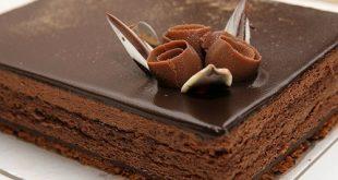 صور طريقة عمل الكيكة الاسفنجية بالشوكولاته , ازاى تعملى كيكه شيكولاته مميزة