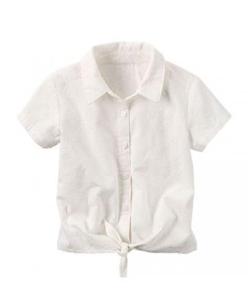 بالصور قميص ابيض للبنات , الابيض اساسي للذي المدرسي 7332 7