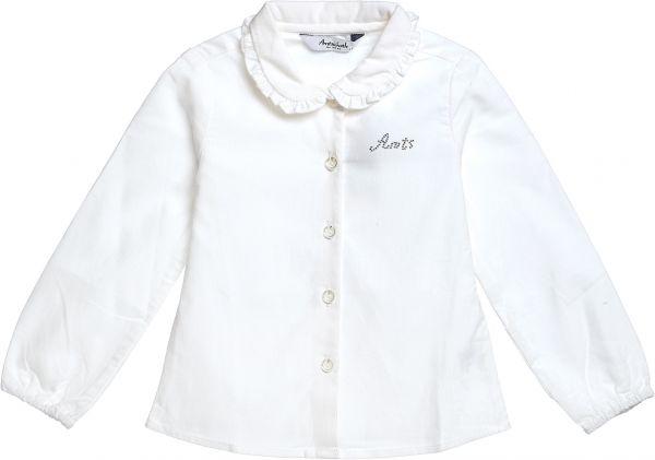 بالصور قميص ابيض للبنات , الابيض اساسي للذي المدرسي 7332 8