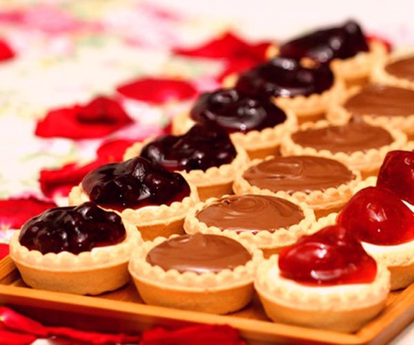 بالصور انواع الحلويات الغربية , تحليه بسيطه غربيه 7343 9