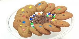 صورة طريقة عمل الكوكيز بالشوكولاتة بالصور , حلوى البسكويت اللذيذه