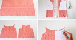 صورة خياطة وتفصيل الملابس الجاهزة , الادوات اللازمه لتصنيع واعداد الملابس