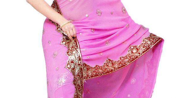 صورة ملابس هندية للبنات , ازياء هندية جميله جدا للبنات