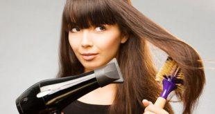 صور اسباب جفاف الشعر , العوامل التى تؤدى لنشفان الشعر