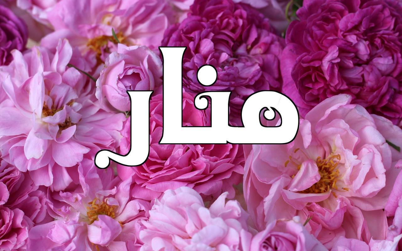 صورة معنى اسم منار , منار مامعناها فى اللغة العربية