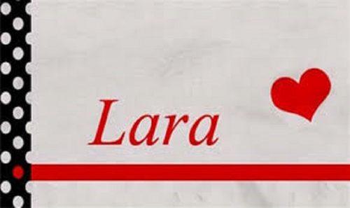 صورة ما معنى لارا , ايه المقصود باسم لارا فى اللغه العربية
