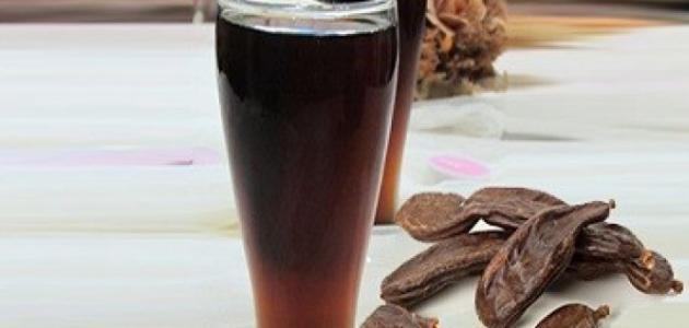 صورة طريقة عصير الخروب , من اجمل المشروبات الخروب الساقع