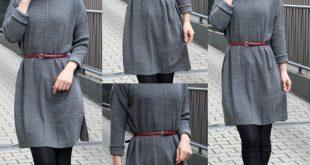 صورة اجمل لبس للمحجبات ،الجديد في لبس المحجبات