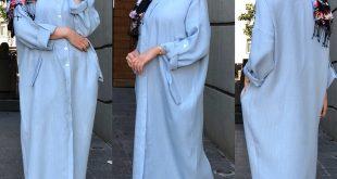 صورة صحبتي لبسته وكانت زي القمر, اخر صيحات الموضة للمحجبات