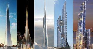 صورة واوو معقول في برج كده, اكبر برج في العالم