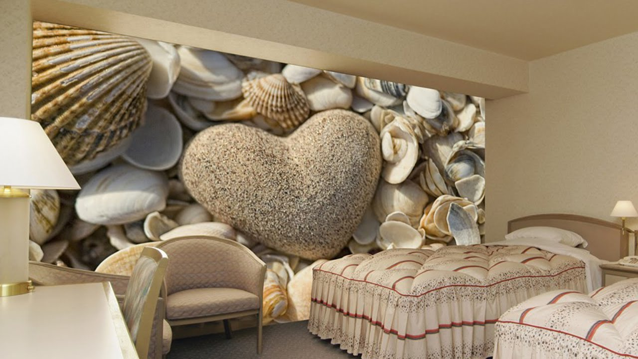 صورة اجمل ورق حوائط وطريقه لصقه ،ورق جدران فخم