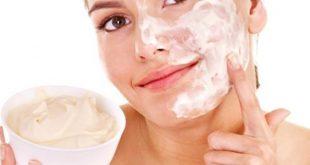 وصفة سريعة لتبييض الوجه