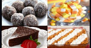 طريقة عمل حلويات بسيطة